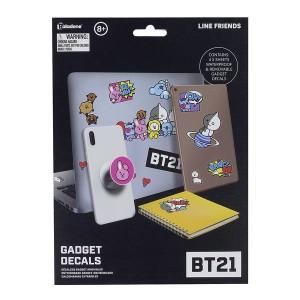 BT21 Gadget Abziehbilder Set Sticker Set