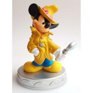 Disney Detektiv Mickey Maus mit Lupe