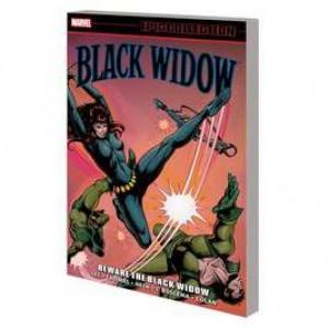 Black Widow Epic Collection TP (Englisch)