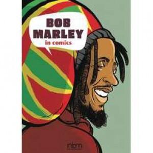 Bob Marley in Comics HC (Englisch)