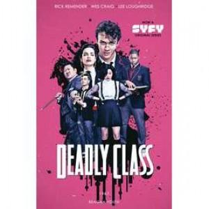 Deadly Class TP Vol 01 (Englisch)