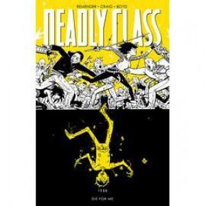 Deadly Class TP Vol 04 (Englisch)