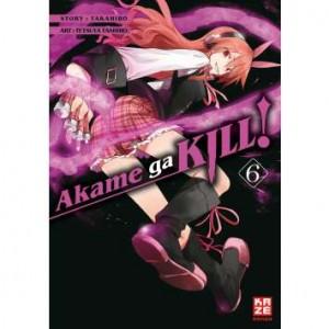Akame ga Kill 06