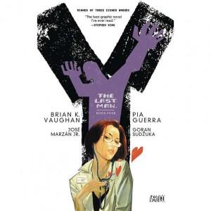Y the Last Man TP Book 04 (Englisch)