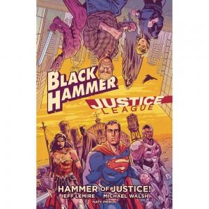 Black Hammer Justice League (Englisch)
