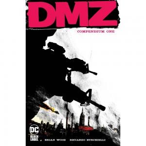 DMZ Compendium TP Vol 01 (Englisch)