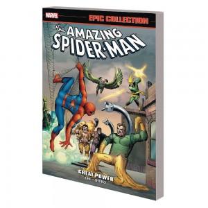 Amazing Spider-Man Epic Collection TP (Englisch)