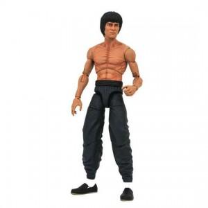 Bruce Lee Select Actionfigur Bruce Lee Shirtless 18 cm