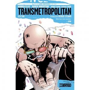 Transmetropolitan TP Book 01 (Englisch)