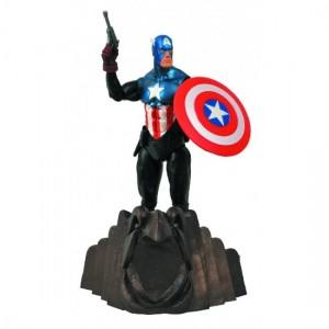 Captain America - Marvel Select 18 cm