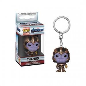 Marvel Pocket POP! Vinyl Schlüsselanhänger Thanos (Endgame)
