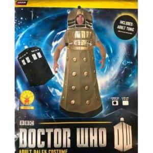 Doctor Who Dalek Costume