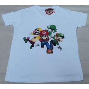 Super Mario Tshirt/Kinder