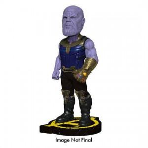 Avengers Infinity War - Head Knocker - Wackelkopf-Figur Thanos 20 cm