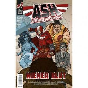 Austrian Super Heroes #01