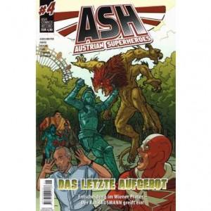 Austrian Super Heroes #04