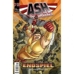 Austrian Super Heroes #10