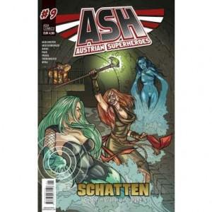 Austrian Super Heroes #09