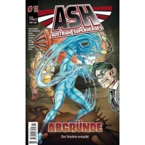Austrian Super Heroes #11
