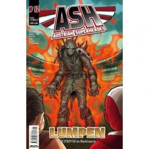 Austrian Super Heroes #12