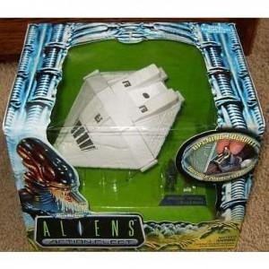 Aliens - Action Fleet Narcissus - Micro Machines Space Schiff