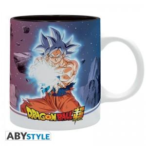 Dragon Ball Super Goku UI Vs Jiren Tasse