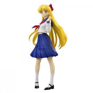 Minako Aino World Uniform Operation Figure