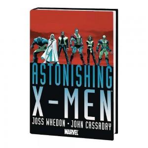 Astonishing X-Men Whedon Cassaday Omnibus HC Vol 01 New Printing (Englisch)