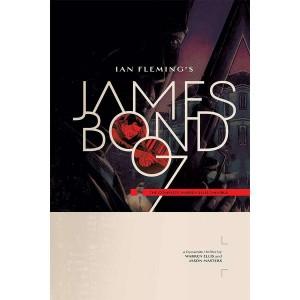 James Bond Complete Warren Ellis Omnibus HC (Englisch)