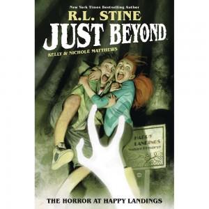 Just Beyond Horror at Happy Landings Original GN (Englisch)