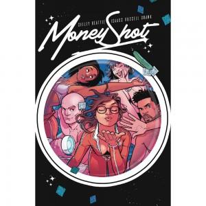 Money Shot TP Vol 01 (Englisch)