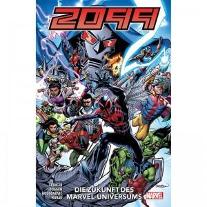 2099 Band 01: Die Zukunft des Marvel-Universums