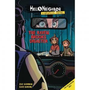 HELLO NEIGHBOR GN VOL 02 RAVEN BROOKS DISASTER (C: 0-1-0)