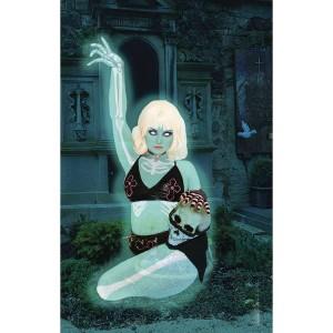 TAROT WITCH OF THE BLACK ROSE #129 COSPLAY PHOTO CVR ED (MR)