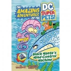 DC SUPER PETS BLACK MANTAS MIND CONTROL MACHINE (C: 0-1-0)