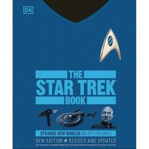 STAR TREK BOOK HC NEW ED (C: 1-1-0)