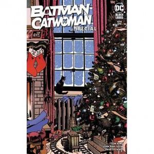 DF BATMAN CATWOMAN SPECIAL #1 KING SGN (C: 0-1-2)