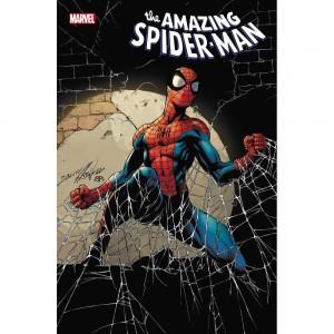 DF AMAZING SPIDER-MAN #70 SPENCER SGN (C: 0-1-2)