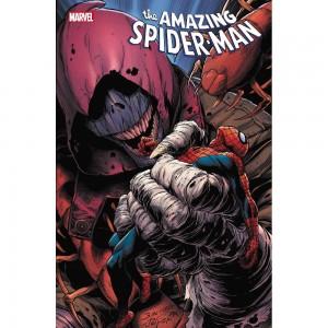 DF AMAZING SPIDER-MAN #71 SPENCER SGN (C: 0-1-2)