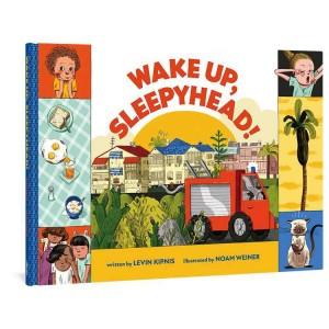 WAKING UP SLEEPYHEAD HC (C: 0-1-2)