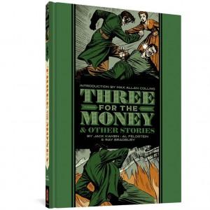 EC JACK KAMEN AL FELDSTEIN 3 FOR MONEY and OTHER STORIES HC