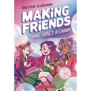MAKING FRIENDS HC GN VOL 03 THIRD TIMES CHARM (C: 0-1-0)