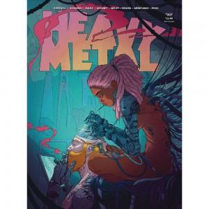 HEAVY METAL #309 CVR A JILESEN (MR) (C: 0-1-0)