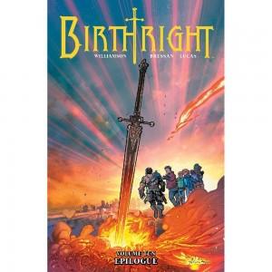 BIRTHRIGHT TP VOL 10