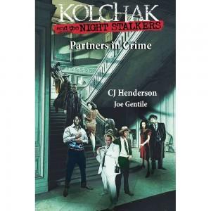 KOLCHAK NIGHT STALKERS PARTNERS IN CRIME DLX SC (C: 0-1-2)