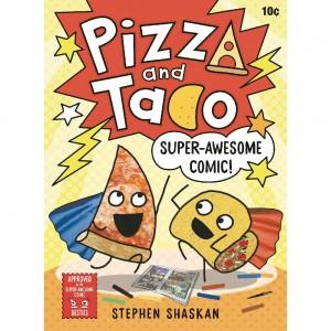 PIZZA AND TACO YA GN VOL 03 SUPER AWESOME COMIC (C: 0-1-0)