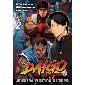 DAIGO THE BEAST TP VOL 02 (OF 3) UMEHARA FIGHTING GAMERS (C: