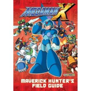 MEGA MAN X MAVERICK HUNTERS FIELD GUIDE HC (C: 0-1-2)