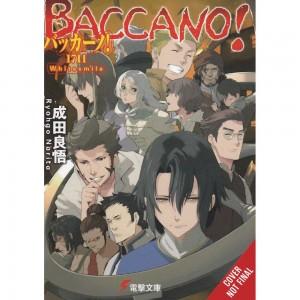 BACCANO LIGHT NOVEL HC VOL 17 (C: 0-1-2)