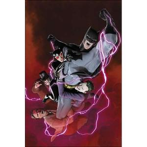 Batman (Rebirth) Paperback 10
